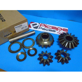 Kit Reparo Satelite Diferencial Dana 80 Volks Vw 8-140 8-150