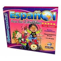 Coleção Español Para Las Estrellitas - 1° Ao 5° Ano 5 Volu