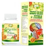 Ginkgo Biloba Mas Fitina Natural Plus Cap X 100 Ext X 500ml