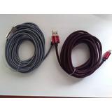 Cable Usb Speed Song Estilo Cordon 3 Metros