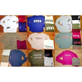 Camisetas De Modal X10 - Super Oferta