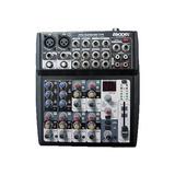 Consola Mixer Moon Mc606 Beta - 6 Canales - Fx -envios