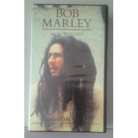 Fita Vhs Bob Marley And The Wailers (id-ft2)