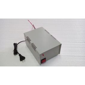 Transformador Para Casa Rodante: 220/12v. 25 Amp.