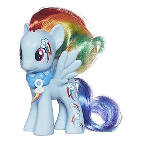 Mi Pequeño Pony Cutie Marcos Magic Rainbow Dash Figura