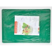 Tabla 35x50 Verde Teflonada
