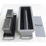 Kit Forma De Fazer Blocos E Canaletas 15 Cimento,concreto