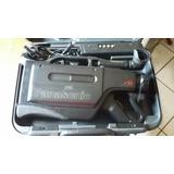 Filmadora Panasonic X12 Carregador E Maleta- Peças/conserto