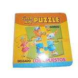 Libros Coleccion Super Mini Puzzle