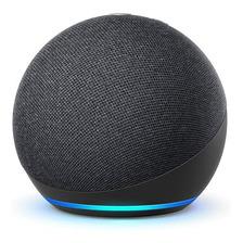 Amazon Echo Dot 4th Gen Con Asistente Virtual Alexa Charcoal 110v/240v