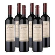 Vino Escorihuela Gascon Malbec 100% Caja X6 750ml 6 Botellas