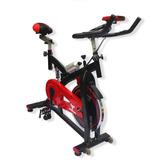 Bicicleta Estatica Para Spinning Uso Rudo Banda 18 Kilos