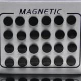Oferta!!! Arete Imantado Magnetico Iman Hombre Negro 10mm