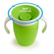 Vaso De Aprendizaje Para Bebé 360 ° Antiderrame Y Con Agarre