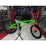 Bicicleta Freestyle Rodado20 Venzo Cube, Hermosa!!!