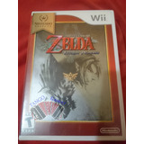 The Legend Of Zelda Twilight Princess / Nintendo Wii - Wii U