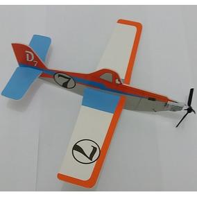 Promoção Avião Lançar Isopor Filme Aviões Disney Dusty Carro