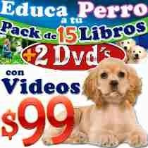 Mega Pack De Adiestramiento Canino Veterinaria Estetica 2017