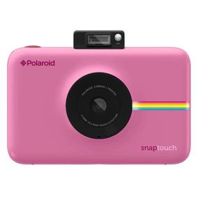 Camara Instantánea Snap Touch Polaroid Pink