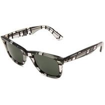 Gafas Ray Ban Rb2140 Wayfarer Original Negro, Verde