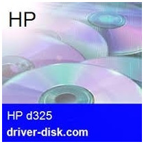 Cd Oem Original Recover P/ Hp D325 - Windows Xp Professional