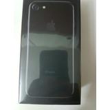 Iphone 7 Jet Black 256gb Oferta Imperdible Nuevo Sellado