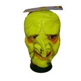 Mascara Cara De Bruja Fosforecente