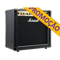 Amplificador De Guitarra Valvulado Marshall Dsl15c Cubo 15