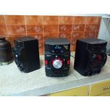 Equipo Sonido Minicomponente Lg Cm4350 Con Usb Puertos