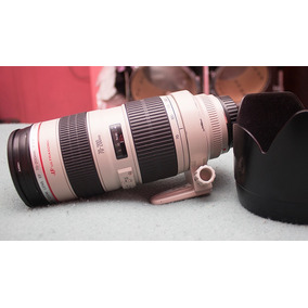 Canon 70-200mm F2.8l Usm