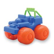 Autos Jeep Mini Duravit Plástico 356 (10036)
