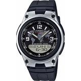 Reloj Casio Aw-80-1a2vcf Análogo Digital