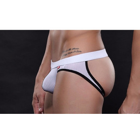 Cueca Wang Jockstrap Collection Underwear - Pronta Entrega