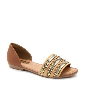 ebcd7b3f76 Sandálias De Dedos Rasteira Ad Peep Toe - Sapatos no Mercado Livre ...