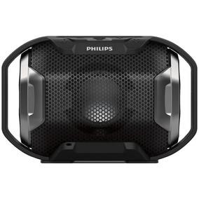Parlante Portatil Philips Sb300b/00 Negro
