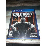 Call Of Duty Black Ops 3 Ps4 Fisico