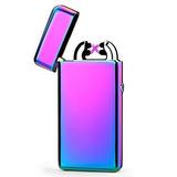 Encendedor Plasma Doble Arco Eléctrico Usb - Eshopviña