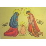 Cartões De Natal Usado 1962 E Portinari