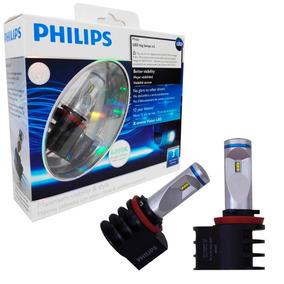 Par De Lâmpadas Em Led Philips Para Farol De Milha / Neblina
