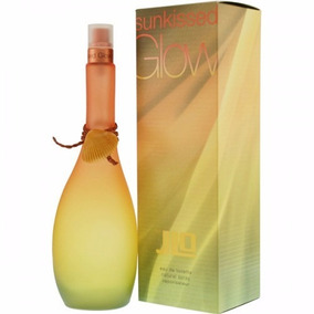 Perfume Glow Sunkissed Jlo 100ml Sellado, Original, Nuevo!!