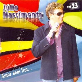 Cd Júlio Nascimento - Amor Sem Fim - Vol 23