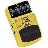 Behringer Uc200 - Pedal Ultra Chorus
