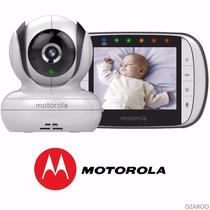Babá Eletrônica Motorola Mbp36 Tela De 3.5
