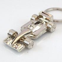 Llavero Auto De Carreras Formula 1 En Metal (045)