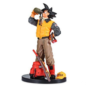 Figure Dragon Ball Goku Camping 19cm