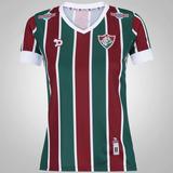 ecdcd768e2 Camisa Fluminense Feminina Dryworld - Futebol no Mercado Livre Brasil