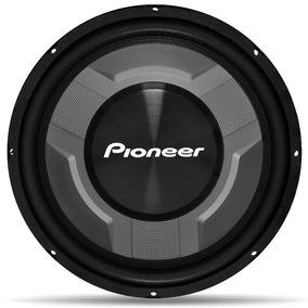 Subwoofer Pioneer Cara Preta Ts-w3060br Alto Falante 350 W