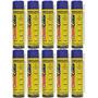 Kit 10 Espuma Expansiva Poliuretano Spray 500ml Chemicolor
