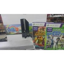 Xbox 360 35 Jogos Originais Kinect Brinde*