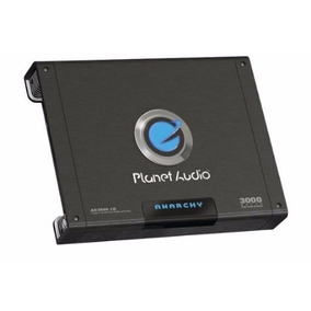Planet Audio Planta Para Carro Ac3000